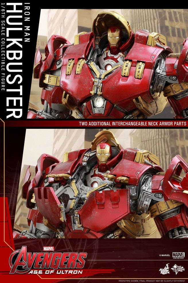 Hot Toys - Avengers - Age of Ultron - Hulkbuster Collectible Figure Update_PR6
