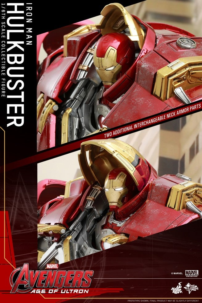 Hot Toys - Avengers - Age of Ultron - Hulkbuster Collectible Figure Update_PR7