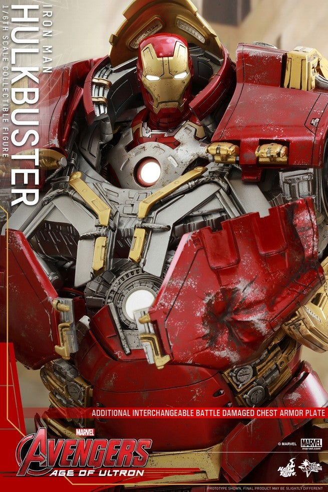 Hot Toys - Avengers - Age of Ultron - Hulkbuster Collectible Figure Update_PR8
