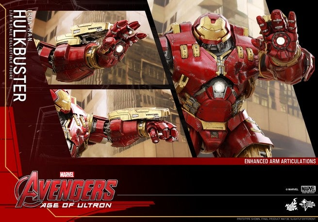 Hot Toys - Avengers - Age of Ultron - Hulkbuster Collectible Figure Update_PR9