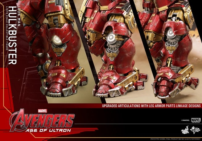 Hot Toys - Avengers - Age of Ultron - Hulkbuster Collectible Figure Update_PR10