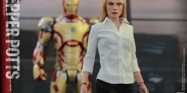 Hot Toys - Iron Man 3 - Pepper Potts Collectible Figure_PR5