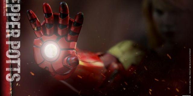 Hot Toys - Iron Man 3 - Pepper Potts Collectible Figure_PR7
