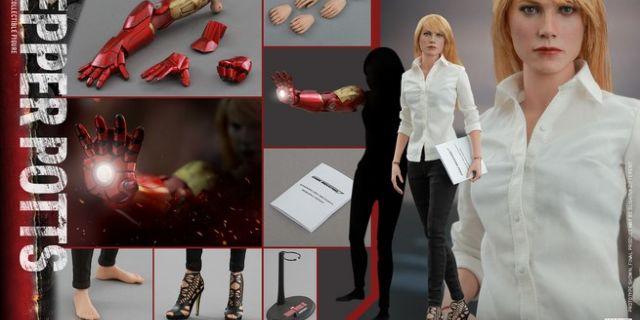 Hot Toys - Iron Man 3 - Pepper Potts Collectible Figure_PR8