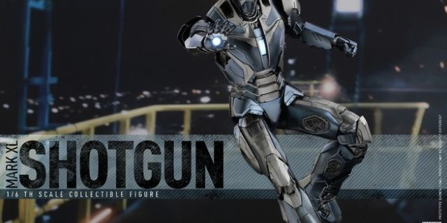 Hot Toys - Iron Man 3 - Shotgun (Mark XL) Collectible Figure_PR10