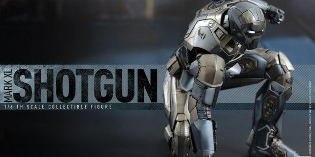 Hot Toys - Iron Man 3 - Shotgun (Mark XL) Collectible Figure_PR11