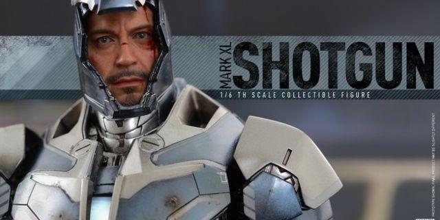 Hot Toys - Iron Man 3 - Shotgun (Mark XL) Collectible Figure_PR13
