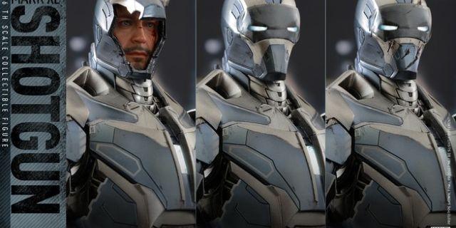 Hot Toys - Iron Man 3 - Shotgun (Mark XL) Collectible Figure_PR14