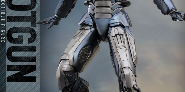 Hot Toys - Iron Man 3 - Shotgun (Mark XL) Collectible Figure_PR5
