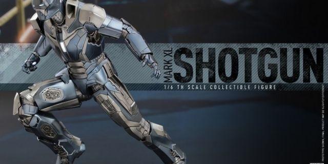 Hot Toys - Iron Man 3 - Shotgun (Mark XL) Collectible Figure_PR8