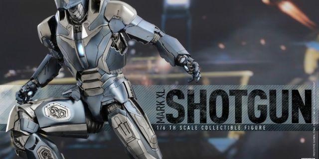 Hot Toys - Iron Man 3 - Shotgun (Mark XL) Collectible Figure_PR9