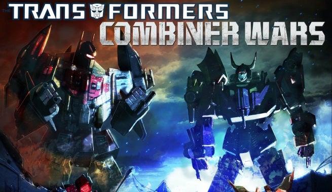 IDW Combiner Wars promo