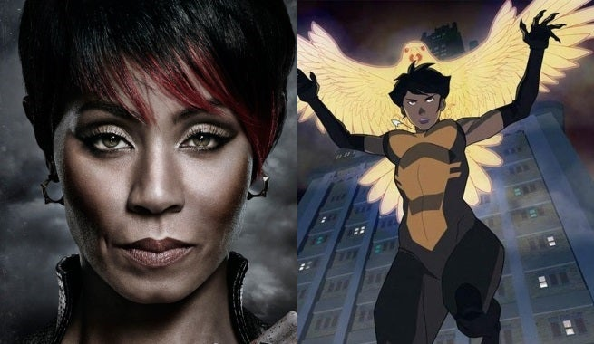 Jada Pinkett Smith Wants To Play Vixen In Suicide Squad 2