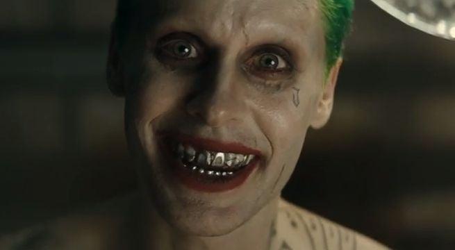 Jared Leto Says Goodbye To His Green Joker Hair