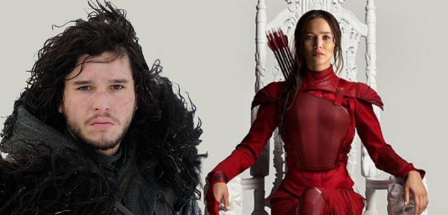 Jon Snow Must Die In New Game of Thrones & Hunger Games Mashup
