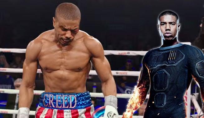"Michael B. Jordan Says Creed Is ""Definitely A Franchise"""