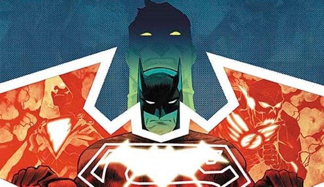 justice leage gods and men batman
