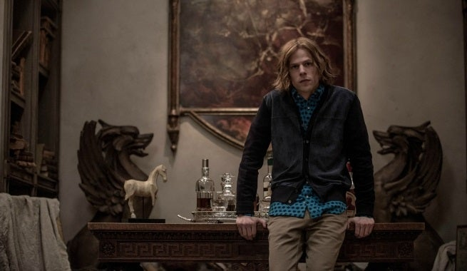 Batman V. Superman's Jesse Eisenberg Clarifies That It Was An Honor To Be At Comic Con