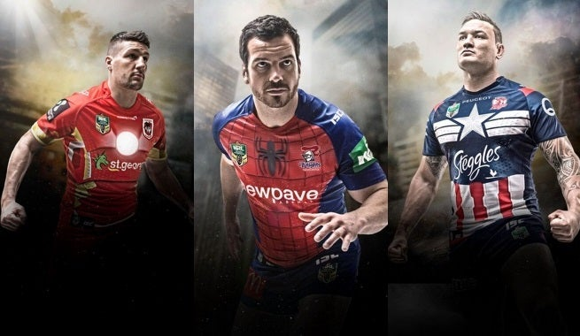 marvel rugby