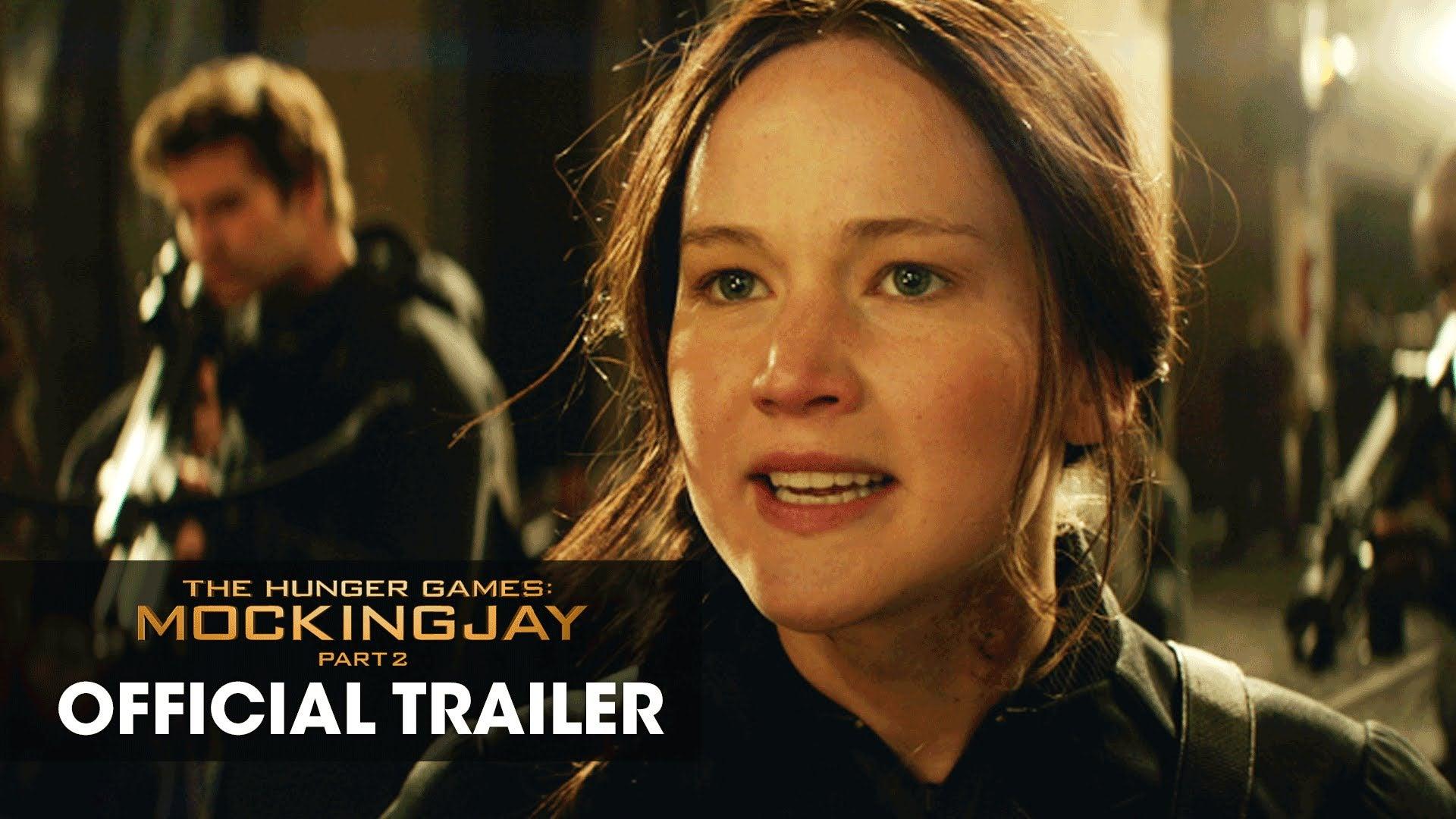New Hunger Games: Mockingjay--Part 2 Trailer Released