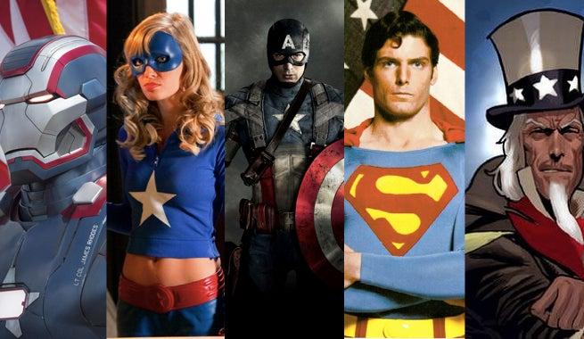 patriotic heroes