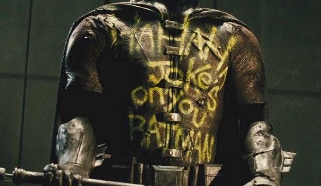 robin suit bvs