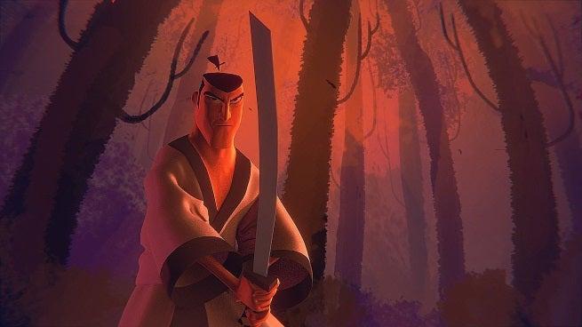 Samurai Jack fan film