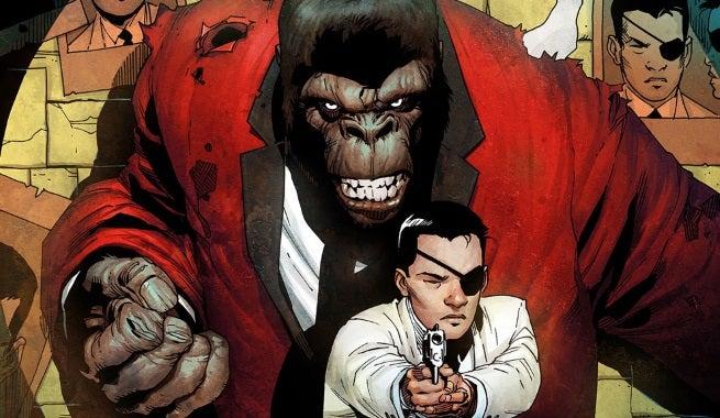 Secret Wars Agents of Atlas one-shot cover top