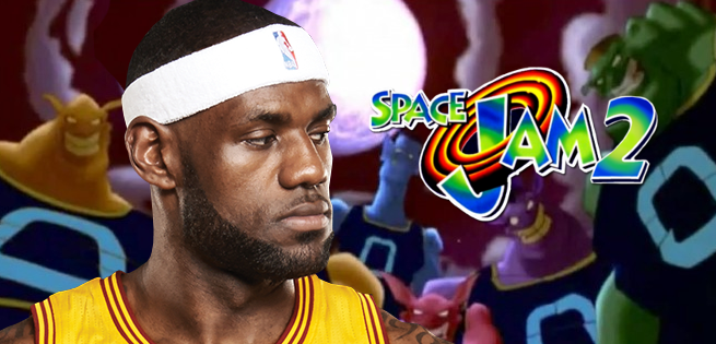 Justin Lin and LeBron James Teaming for Space Jam Sequel