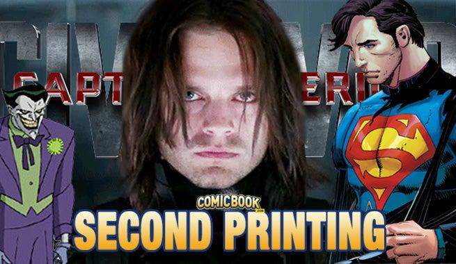 Second Printing: Sebastian Stan Speaks, Hamill Returning To Joker, & More