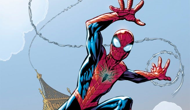SPIDERMAN #1 VARIANT col preview 01 top
