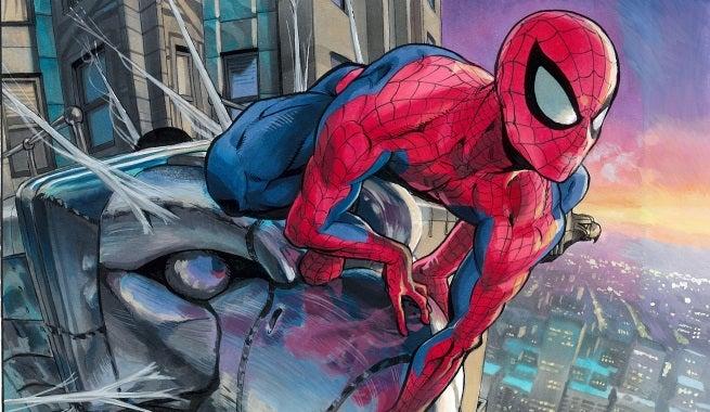 Spiderman a Yusuke-MurataSM top