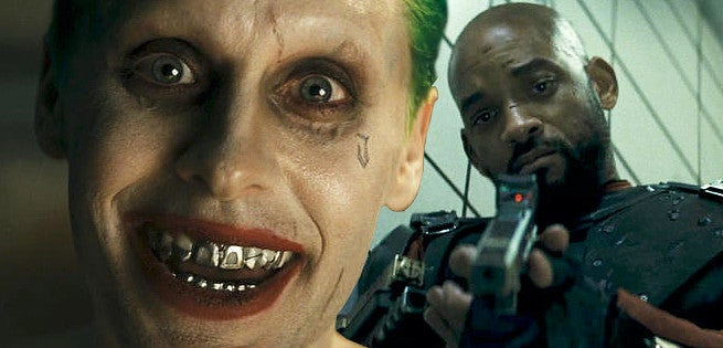 Will Smith Says He Only Met The Joker Not Jared Leto On Suicide Squad