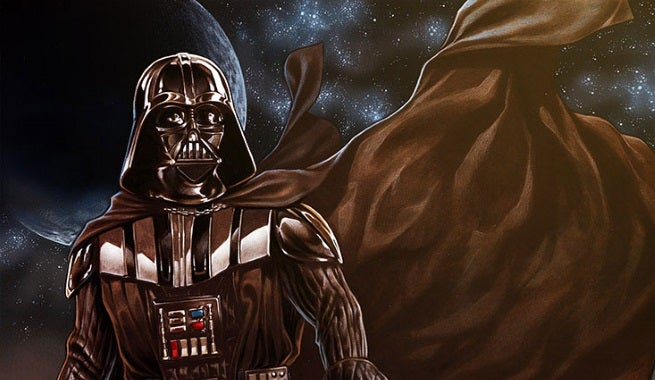 Star Wars Vader Down 1 Cover top