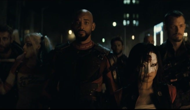 Suicide Squad: 5 Things We Learned From The Comic-Con Trailer