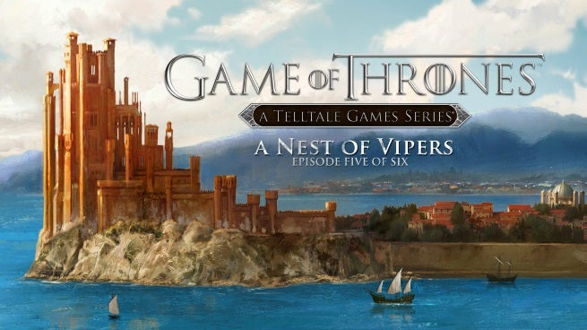 telltale game of thrones episode five