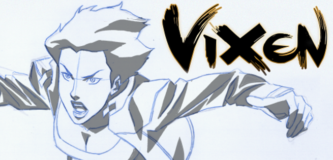 Early Design Of Vixen Released