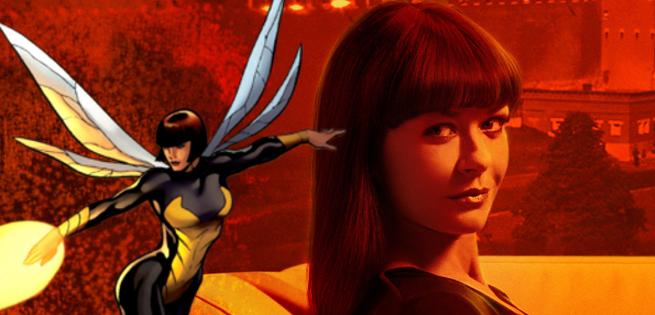 Michael Douglas Wants Catherine Zeta-Jones To Play Wasp In Ant-Man Sequel