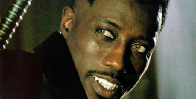 Wesley Snipes Teasing More Blade With Donald Trump Campaign Slogan