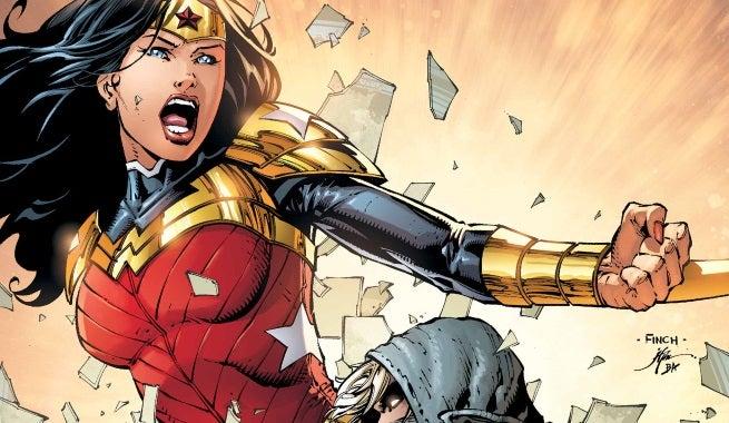Wonder Woman 42