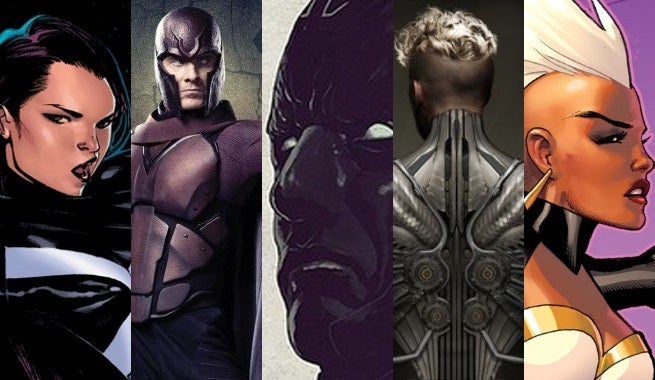 X-Men: Apocalypse's Four Horsemen Revealed