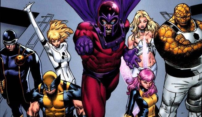 X-Men FF