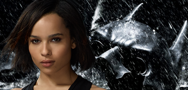 Why Zoe Kravitz Was Denied An Audition For The Dark Knight Rises