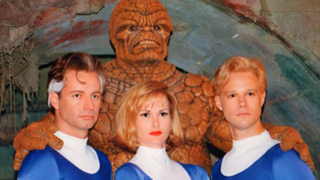 Watch All Of Roger Corman's Fantastic Four Right Now