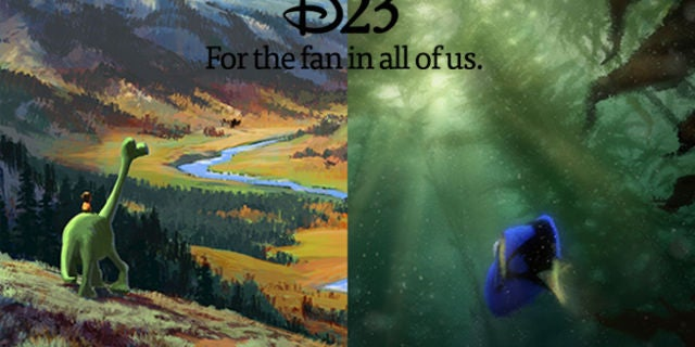 d23 expo 2015  pixar and wdas reveal upcoming slate