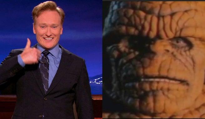 Conan Shares His Favorite Fantastic Four Clips