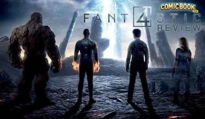 Fantastic Four Review