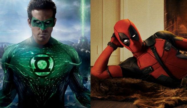 Deadpool's Ryan Reynolds Makes Green Lantern 2 Joke On CONAN