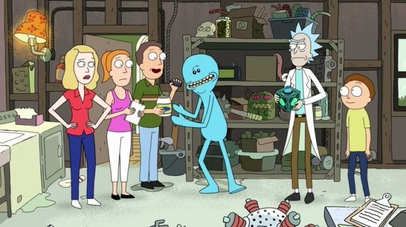 the perfect madness of rick  u0026 morty