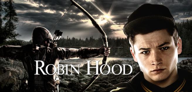 Kingsman's Taron Egerton In Talks To Star In Robin Hood: Origins
